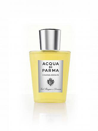 ACQUA DI PARMA | Colonia Assoluta Shower Gel 200ml | transparent