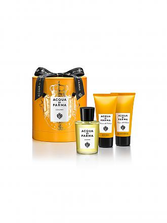ACQUA DI PARMA | Duftset - Coffret Colonia Eau de Cologne 100ml/75ml/75ml | transparent