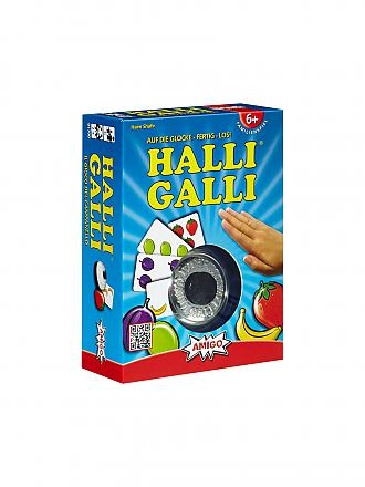 AMIGO | Kinderspiel - Halli Galli | transparent