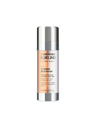BÖRLIND | Vitamin Duo-Mask 40ml | transparent