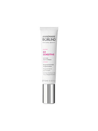 BÖRLIND | ZZ Sensitive - Regenerierende Augencreme 15ml | transparent