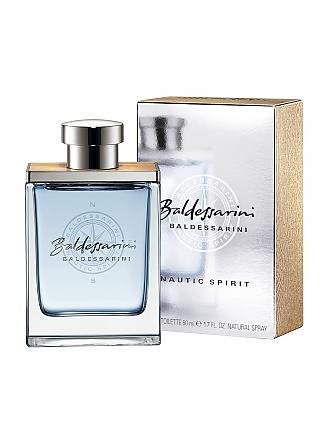 BALDESSARINI | Nautic Spirit Eau de Toilette Natural Spray 50ml | transparent