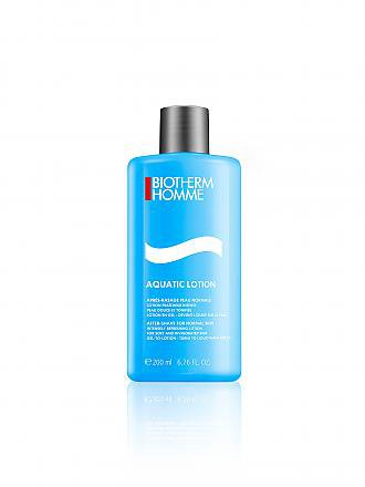 BIOTHERM | Homme - Aquatic Lotion 200ml | transparent