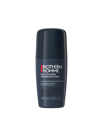 BIOTHERM | Homme - Day Control Deo 72H Roll-On 75ml | transparent