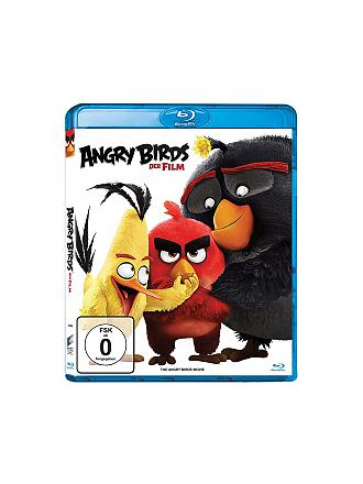 BLU RAY | Angry Birds - Der Film | transparent