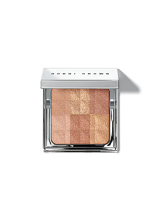 BOBBI BROWN | Brightening Finish-Powder (04 Bronze Glow) | braun