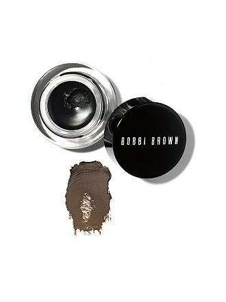 BOBBI BROWN | Long-Wear Gel Eyeliner (02 Sepia Ink) | blau