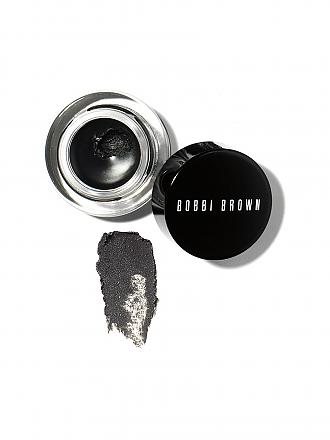 BOBBI BROWN | Long-Wear Gel Eyeliner (15 Graphite Shimmer) | blau
