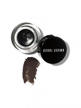 BOBBI BROWN | Long-Wear Gel Eyeliner (23 Black Mauve Shine) | blau