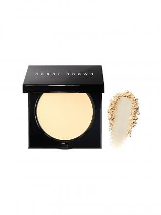 BOBBI BROWN | Sheer-Finish Pressed Powder (01 Pale Yellow) | beige