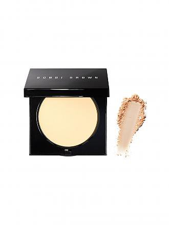 BOBBI BROWN | Sheer-Finish Pressed Powder (02 Sunny Beige) | beige