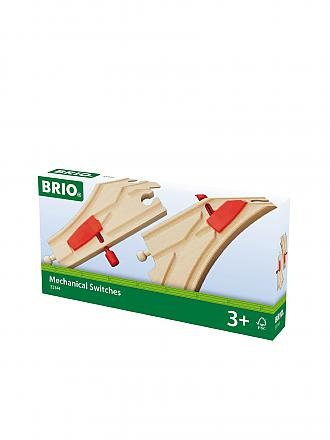 BRIO | Mechanisches Weichempaar | transparent