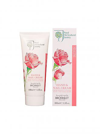"BRONNLEY | Hand & Nagelcreme ""Rose"" 100ml 