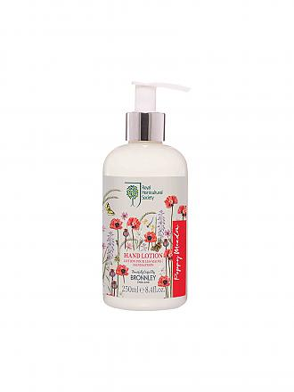 "BRONNLEY | Handlotion ""Mohnwiese"" 250ml 