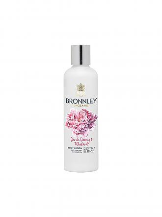"BRONNLEY | Körperlotion ""Rosa Pfingstrose & Rhabarber"" 250ml 