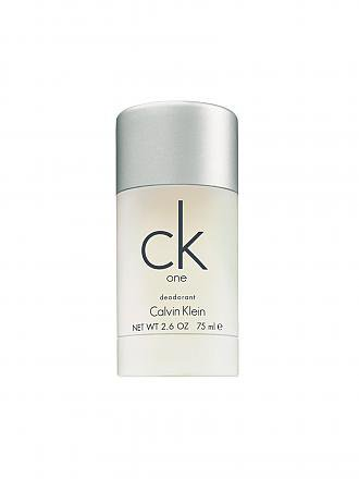 CALVIN KLEIN | CK One Gold Deodorant Stick 75g | transparent