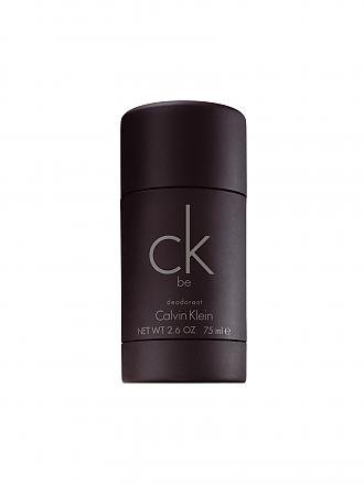 CALVIN KLEIN | Ck Be Deodorant Stick 75g | transparent