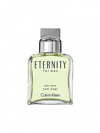CALVIN KLEIN | Eternity Man After Shave 100ml | transparent