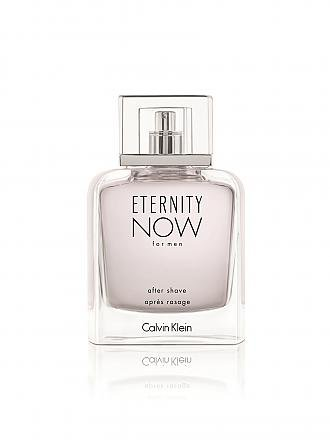 CALVIN KLEIN | Eternity Now Man After Shave 300ml | transparent