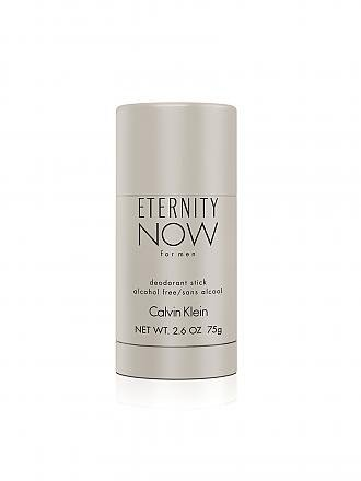 CALVIN KLEIN | Eternity Now Man Deo Stick 75g | transparent