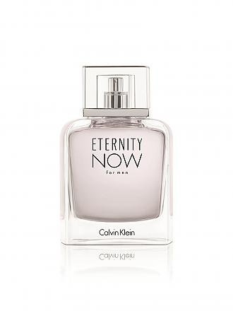 CALVIN KLEIN | Eternity Now Man Eau de Toilette 100ml | transparent