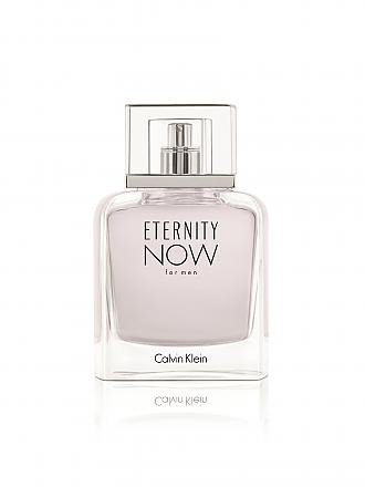 CALVIN KLEIN | Eternity Now Man Eau de Toilette 50ml | transparent