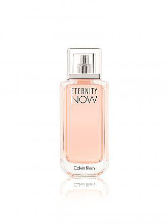 CALVIN KLEIN | Eternity Now Woman Eau de Parfum 50ml | transparent