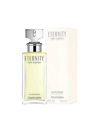 CALVIN KLEIN | Eternity Woman Eau de Parfum Spray 100ml | transparent