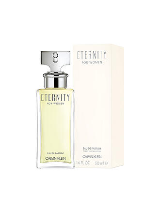 CALVIN KLEIN | Eternity Woman Eau de Parfum Spray 50ml | transparent