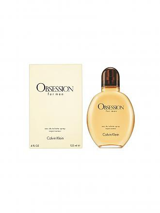 CALVIN KLEIN | Obsession Men Eau de Toilette 125ml | transparent