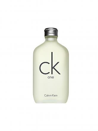 CALVIN KLEIN | ck One Gold Eau de Toilette 100ml | transparent