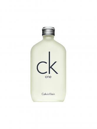 CALVIN KLEIN | ck One Gold Eau de Toilette 50ml | transparent