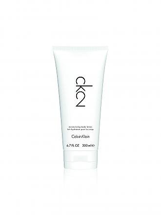CALVIN KLEIN | ck2 Bodylotion 200ml | transparent