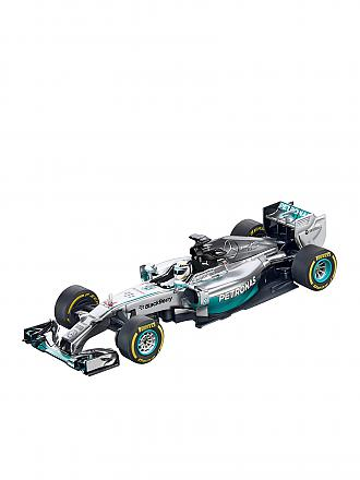 CARRERA | Digital 132 - Mercedes Benz F1 - Hamilton Nr.44 | transparent
