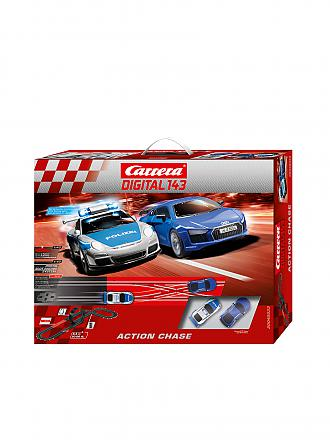 CARRERA | Digital 143 - Action Chase | transparent