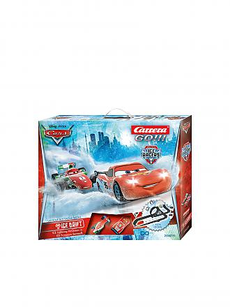 CARRERA | GO!!! Disney/Pixar Ice-Drift | transparent