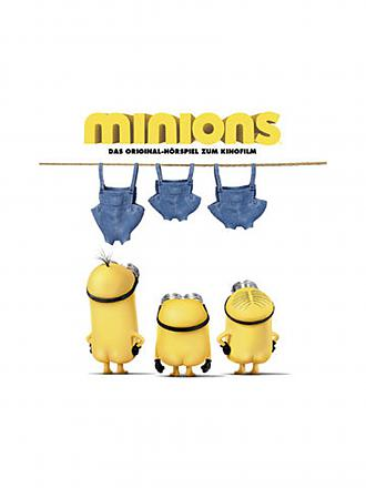 CD HÖRBUCH | Hörbuch - Minions | transparent