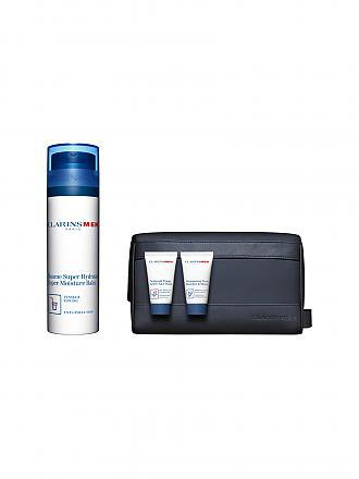 CLARINS | Set Essentials ClarinsMen - Energie für Männerhaut 50ml/30ml/30ml | transparent