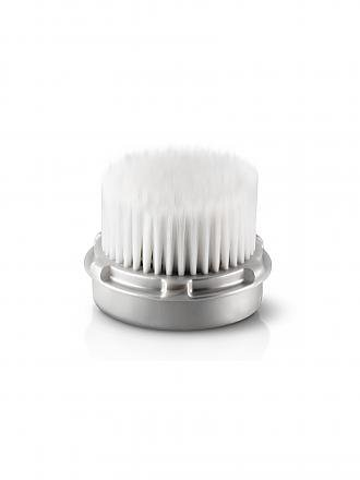 CLARISONIC | Brush Head Luxe Facial Cashmere White | transparent