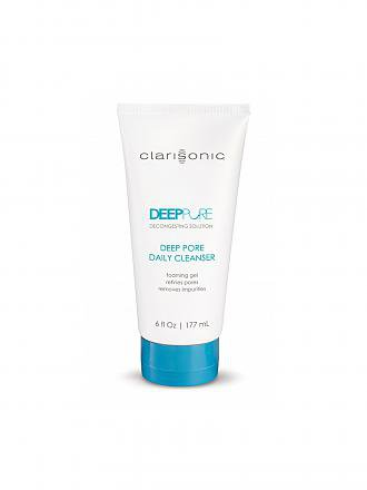 CLARISONIC | Cleansing System Deep Pore Daily Cleanser 177ml | transparent