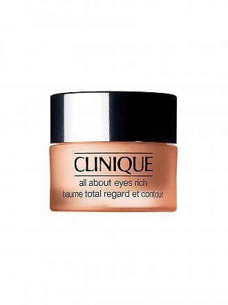 CLINIQUE | Augenpflege - All About Eyes Rich 15ml | transparent