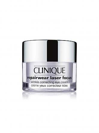 CLINIQUE | Augenpflege - Repairwear Laser Focus - Wrinkle Correcting Eye Cream 15ml | transparent