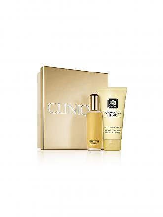 CLINIQUE | Duftset - Aromatics Elixir Parfum-Spray 25ml/Body-Smoother 75ml | transparent