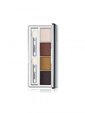 CLINIQUE | Lidschatten - Eyeshadow Quad (03 Morning Java) | rosa