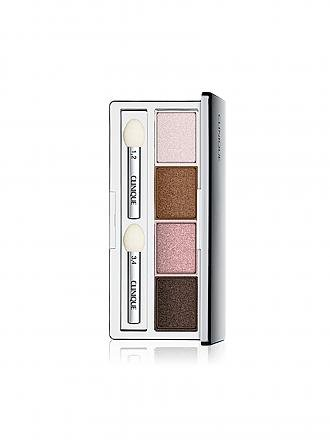 CLINIQUE | Lidschatten - Eyeshadow Quad (06 Pink Chocolates) | rosa