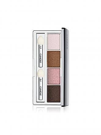 CLINIQUE | Lidschatten - Eyeshadow Quad (08 Ticklish) | rosa