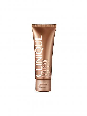 CLINIQUE | Selbstbräuner - Self Sun - Face Tinted Lotion 50ml | transparent