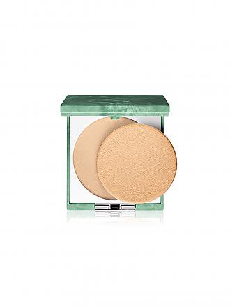 "CLINIQUE | Super-Puder ""Double Face Powder"" Oil-Free 10g (02 Matte Beige) 