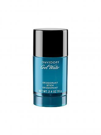 DAVIDOFF | Cool Water Deodorant Stick 75ml | transparent