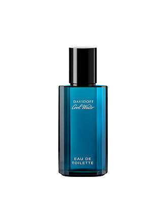 DAVIDOFF | Cool Water Eau de Toilette 40ml | transparent